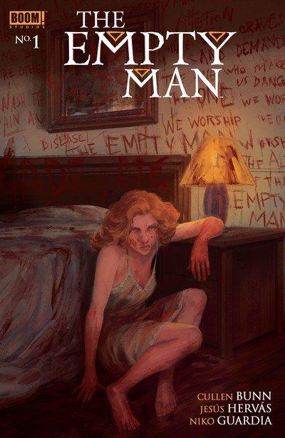 The Empty Man #1 (2018)