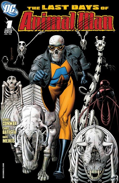 The Last Days of Animal Man #1 – 6 (2009)