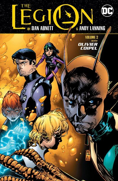 The Legion by Dan Abnett & Andy Lanning Vol. 2 (TPB) (2018)