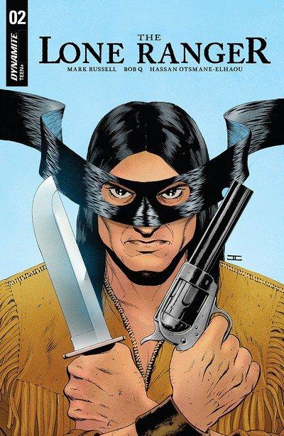 The Lone Ranger Vol. 3 #2 (2018)
