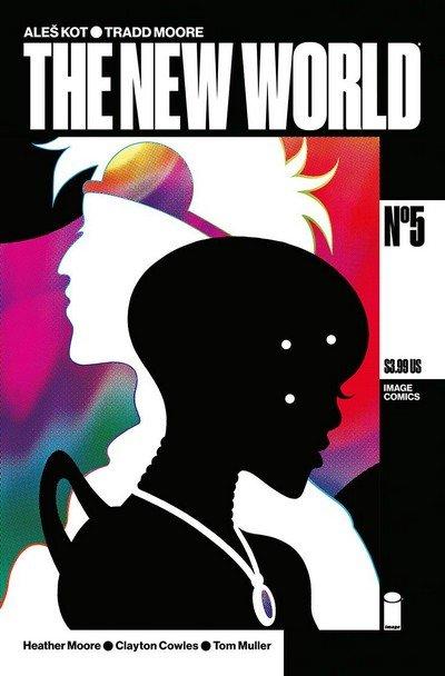 The New World #5 (2018)