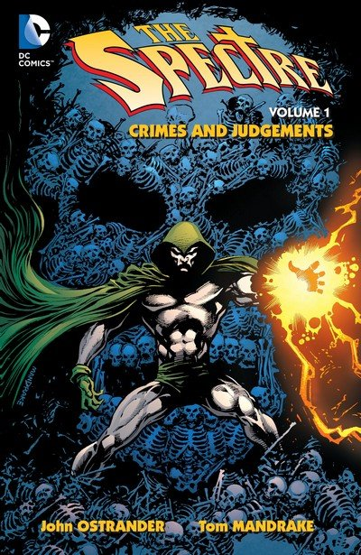 The Spectre Vol. 1 – Crimes and Judgements (TPB) (2014)