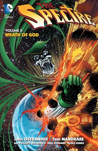 The Spectre Vol. 2 – Wrath of God (TPB) (2014)