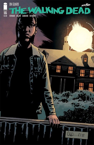 The Walking Dead #185 (2018)