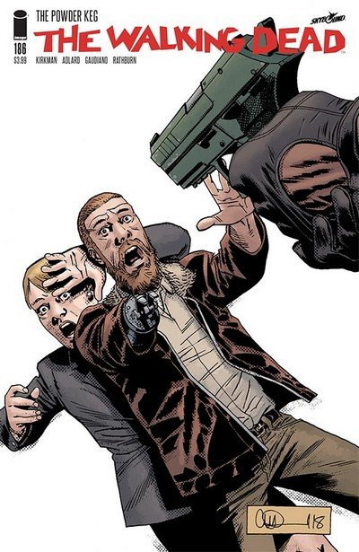 The Walking Dead #186 (2018)