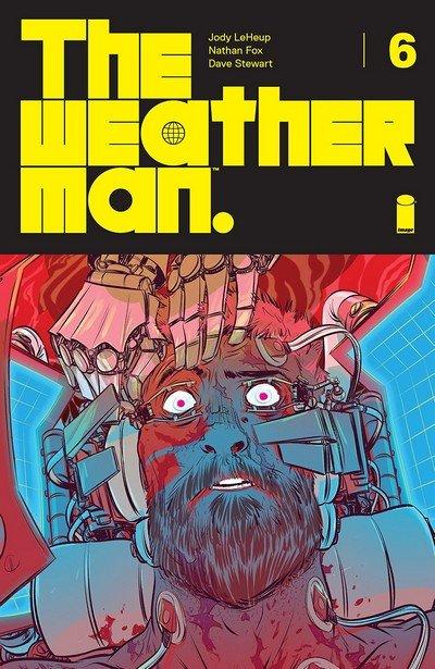 The Weatherman #6 (2018)