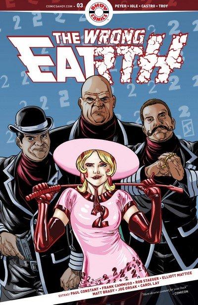 The Wrong Earth #3 (2018)
