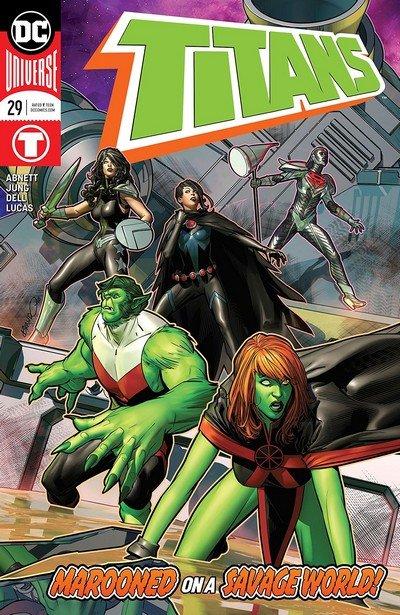 Titans #29 (2018)