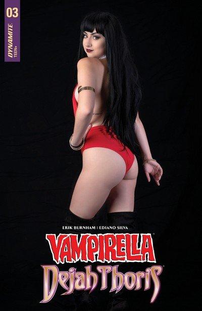 Vampirella – Dejah Thoris #3 (2018)