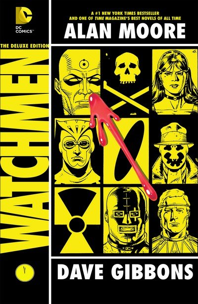 Watchmen – The Deluxe Edition (TPB) (2013)