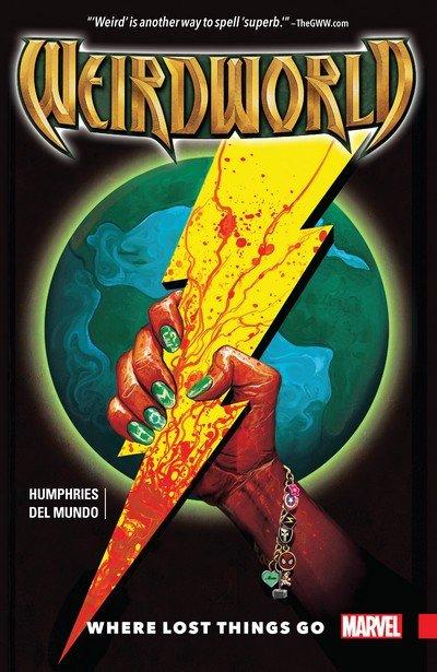 Weirdworld Vol. 1 – Where Lost Things Go (TPB) (2016)