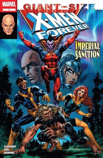 X-Men Forever Giant-Size #1 (2010)