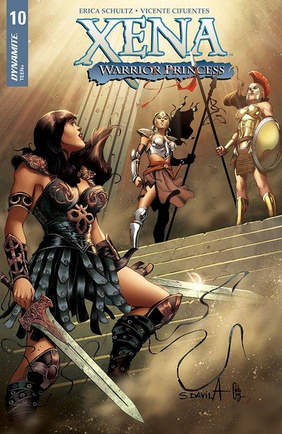 Xena – Warrior Princess Vol. 4 #10 (2018)