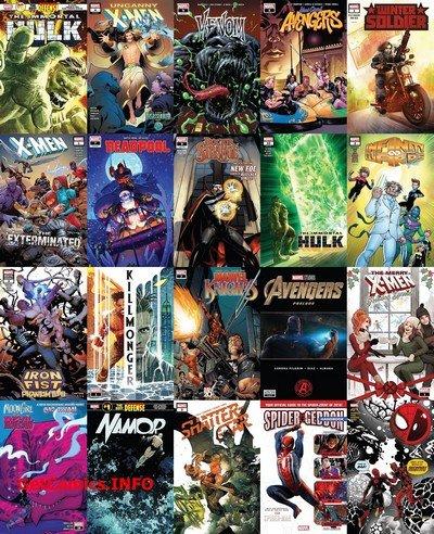 2018.12.05 Marvel Week+