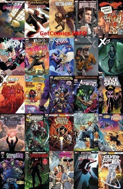 2018.12.12 Marvel Week+