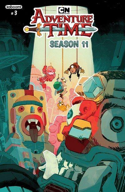 Adventure Time Season 11 #3 (2018)