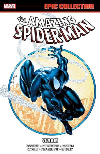 Amazing Spider-Man Epic Collection – Venom (2018)