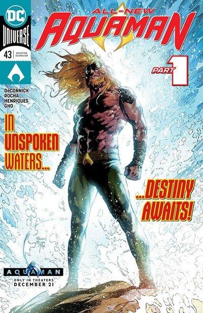 Aquaman #43 (2018)