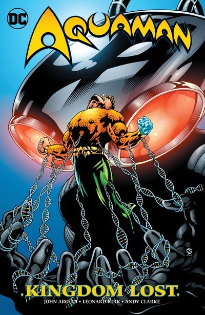 Aquaman – Kingdom Lost (TPB) (2017)