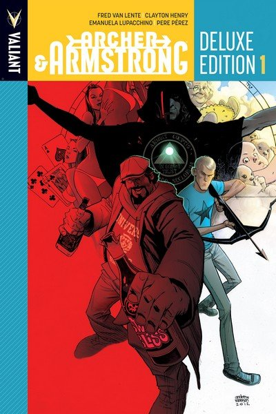 Archer & Armstrong – Deluxe Edition – Book 1 – 2 (2014-2015)