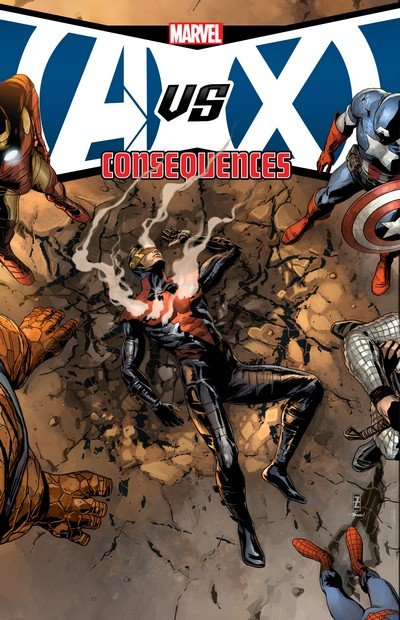 Avengers vs. X-Men – Consequences (TPB) (2013)
