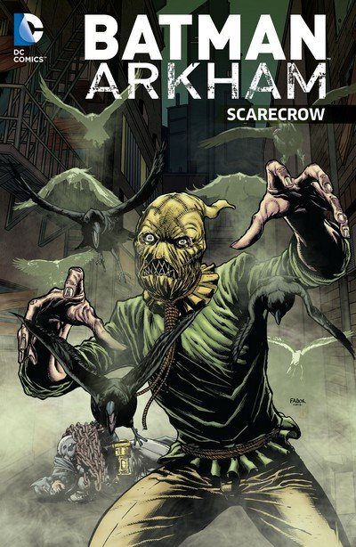 Batman Arkham – Scarecrow (TPB) (2015)