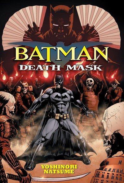 Batman – Death Mask (TPB) (2008)