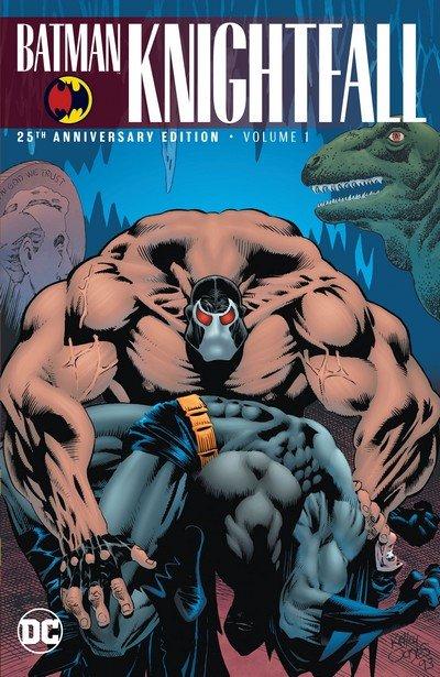 Batman – Knightfall – 25th Anniversary Edition Vol. 1 – 2 (TPB) (2018)