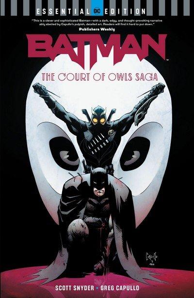 Batman – The Court of Owls Saga (DC Essential Edition) (2018)