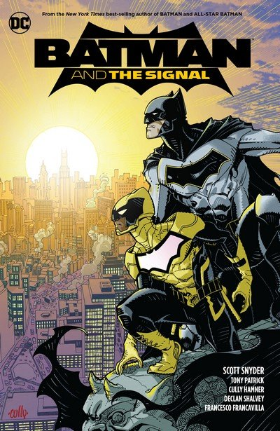 Batman and the Signal (TPB) (2018)