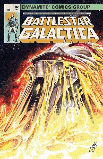 Battlestar Galactica – Classic #2 (2018)