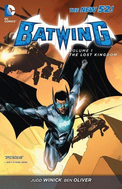 Batwing Vol. 1 – 5 (TPB) (2012-2015)