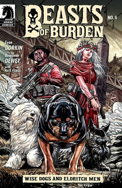 Beasts Of Burden – Wise Dogs And Eldritch Men #4 (2018)