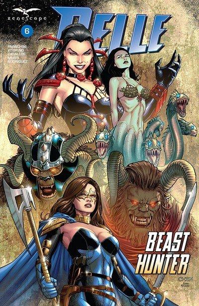 Belle – Beast Hunter #6 (2018)