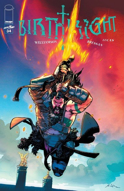 Birthright #34 (2018)