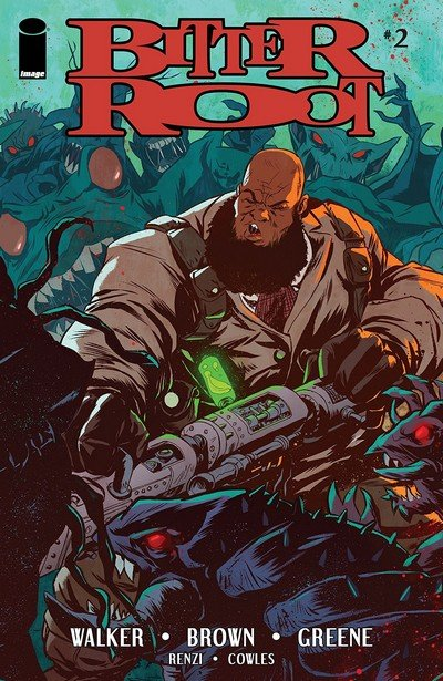 Bitter Root #2 (2018)