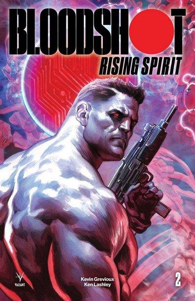 Bloodshot Rising Spirit #2 (2018)