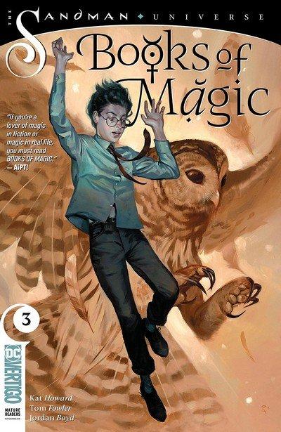 Books Of Magic #3 (2019)