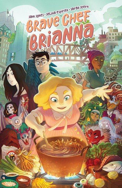 Brave Chef Brianna (TPB) (2017)