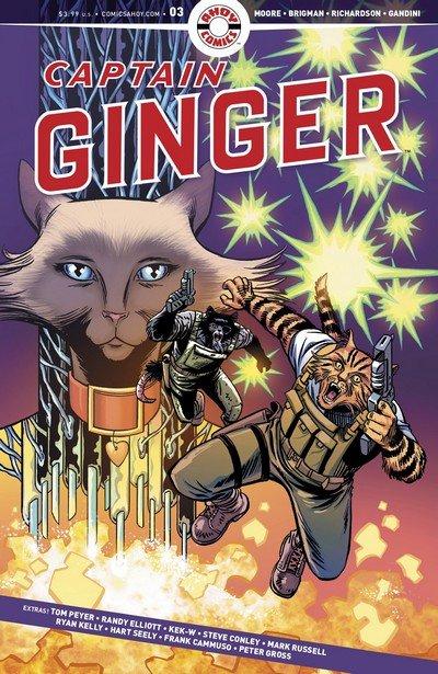 Captain Ginger #3 (2018)