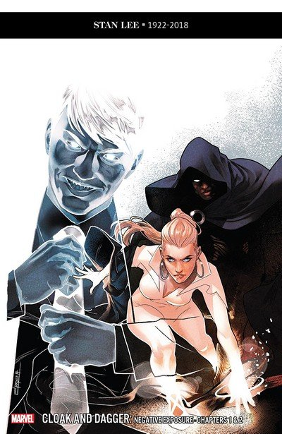 Cloak and Dagger – Negative Exposure #1 (2018)