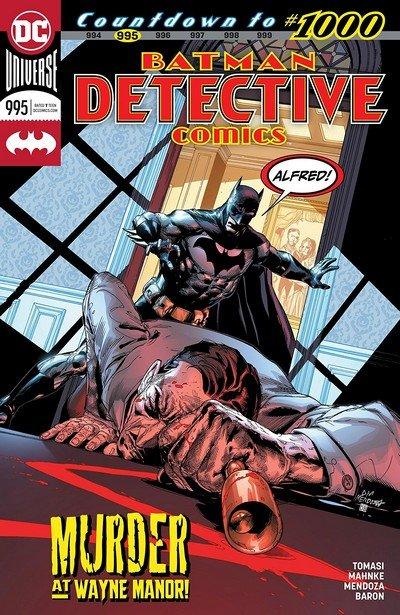 Detective Comics #995 (2019)