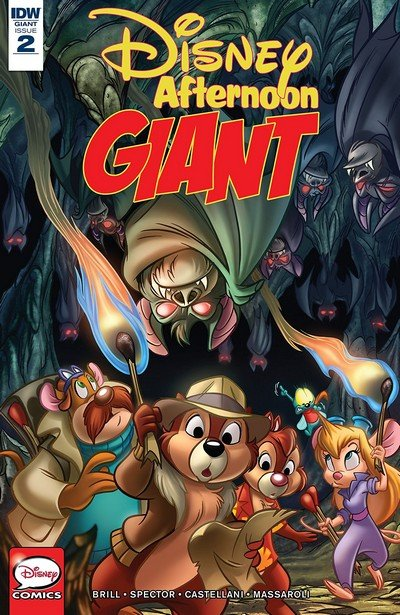 Disney Afternoon Giant #2 (2018)