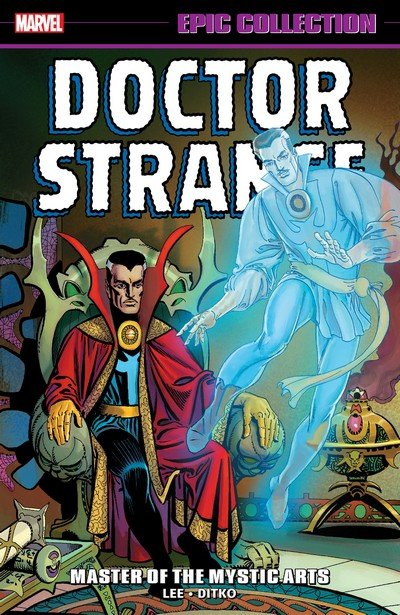 Doctor Strange Epic Collection Vol. 1 – Master of the Mystic Arts (2018)