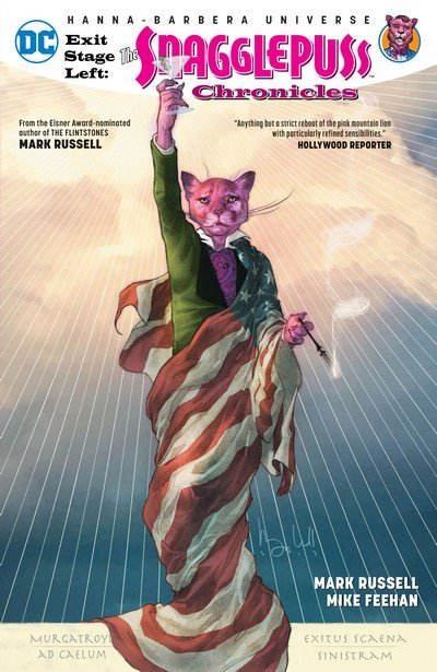 Exit Stage Left – The Snagglepuss Chronicles (TPB) (2018)