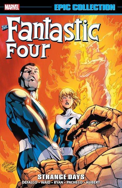 Fantastic Four Epic Collection – Strange Days (TPB) (2015)