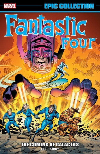 Fantastic Four Epic Collection Vol. 3 – The Coming of Galactus (2018)