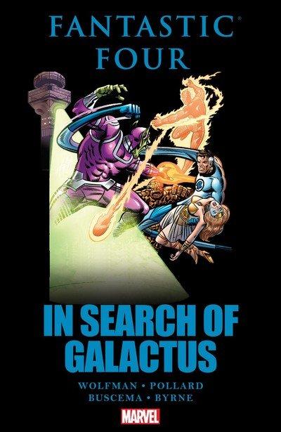 Fantastic Four – In Search of Galactus (TPB) (2010)