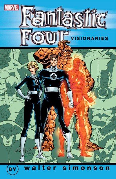 Fantastic Four Visionaries – Walt Simonson Vol. 1 – 3 (TPB) (2007-2009)