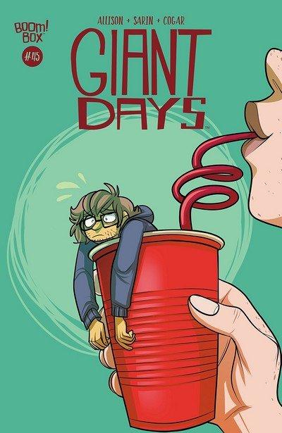 Giant Days #45 (2018)